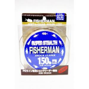 Line  Fisherman Super Stealth Shock Leader 150LB