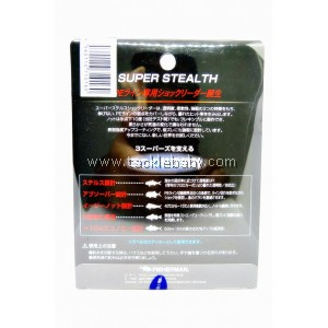 Line  Fisherman Super Stealth Shock Leader 170LB