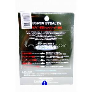 Line  Fisherman Super Stealth Shock Leader 60LB