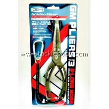 Plier  Golden Mean T3 Long Nose Silver