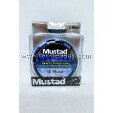 Braided Line Mustad Thor 110m Sea Blue 25LB