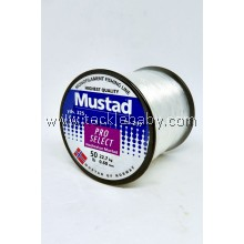 Line Mustad ProSelect 1/4lb Clear 50LB