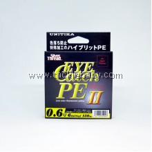 Unitika Eye Catch PE ll 150m #0.6 6lb