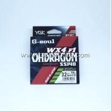 YGK G-Soul OhDragon WX F1 SS140 150m PE2.5 (32LB)