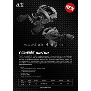 ATC Combat 101 Bait Casting Left