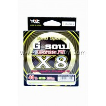 Braided LINE  YGK G-Soul X8 UP Grade 200M PE2
